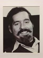 Portrait of Ed Roberts smiling