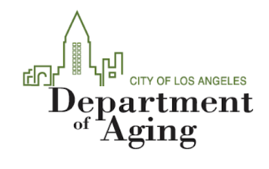 Department of Aging